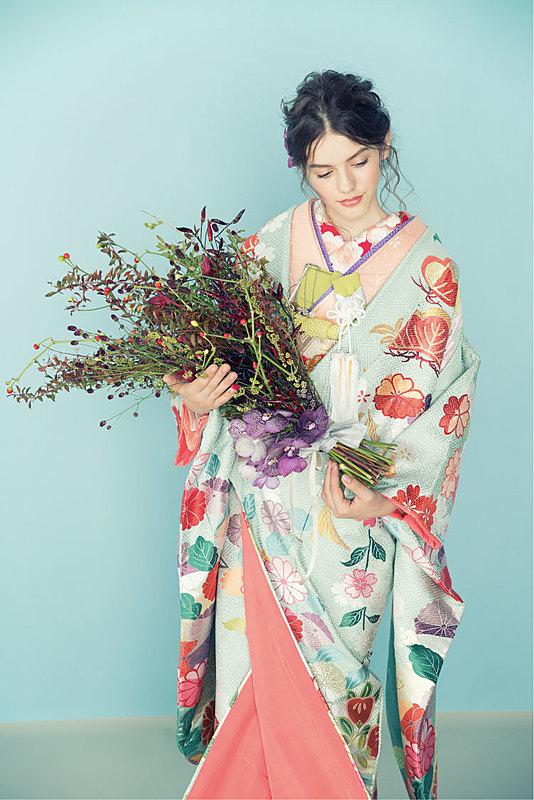 菊と桜 有栖川鹿文