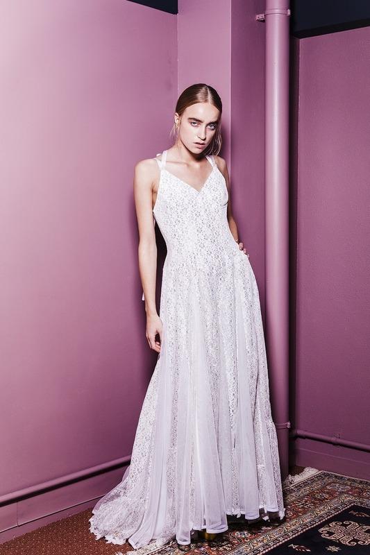 シャイニーコルセットドレス