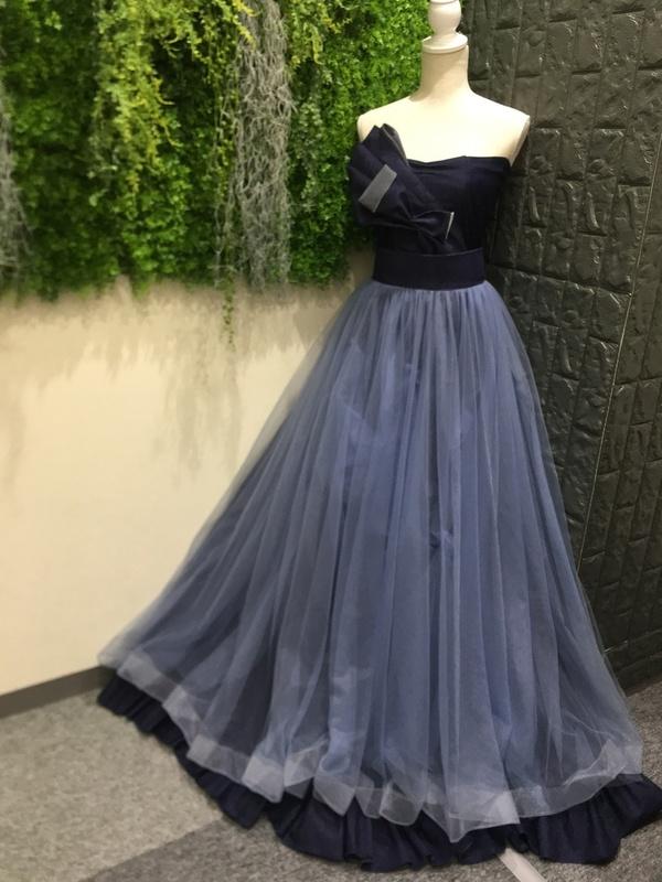 Order Color Dress