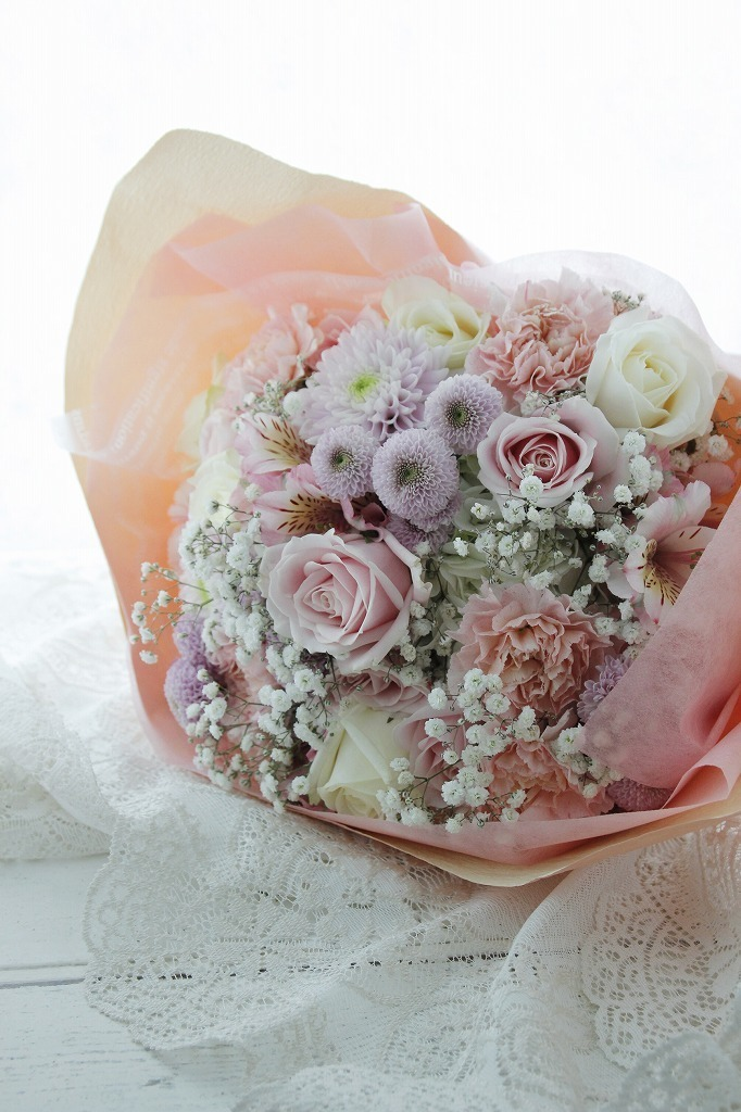 ご両親贈呈花束