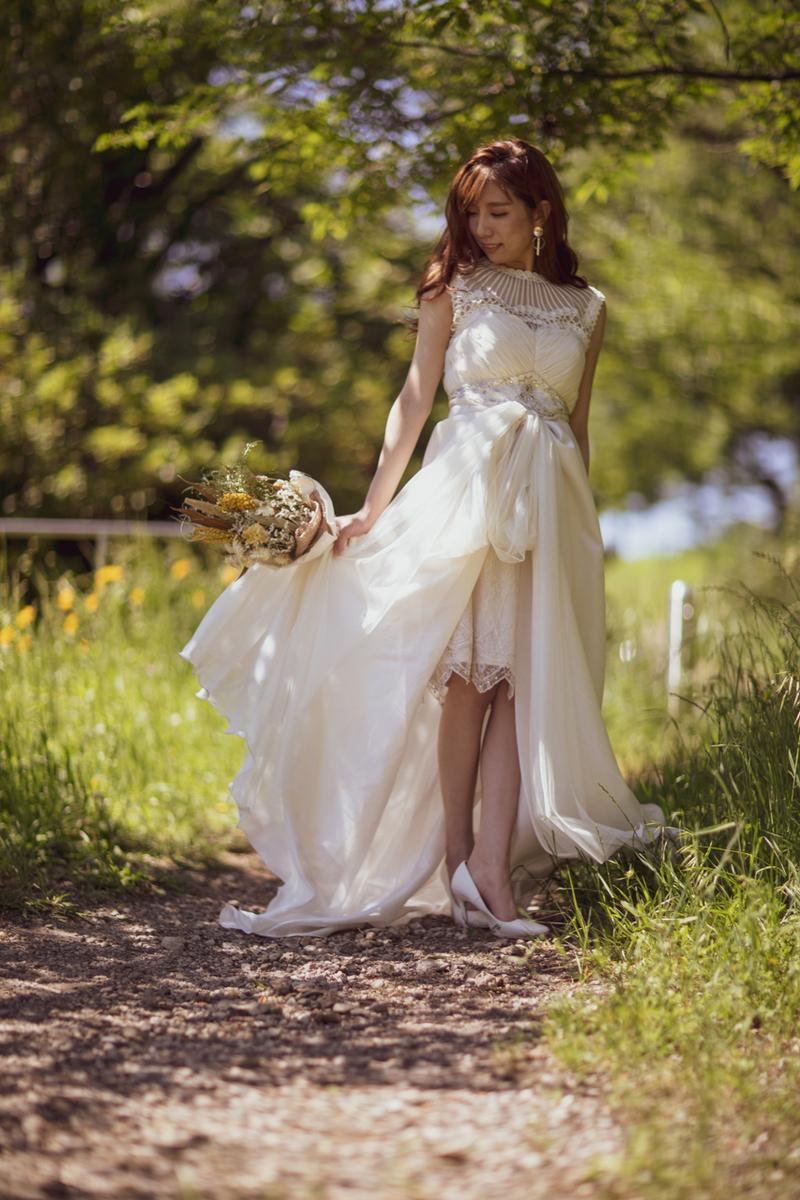 Order Dress&Overskirt