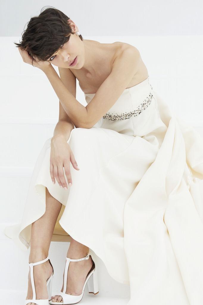エンパイアビージングドレス(セミオーダー)