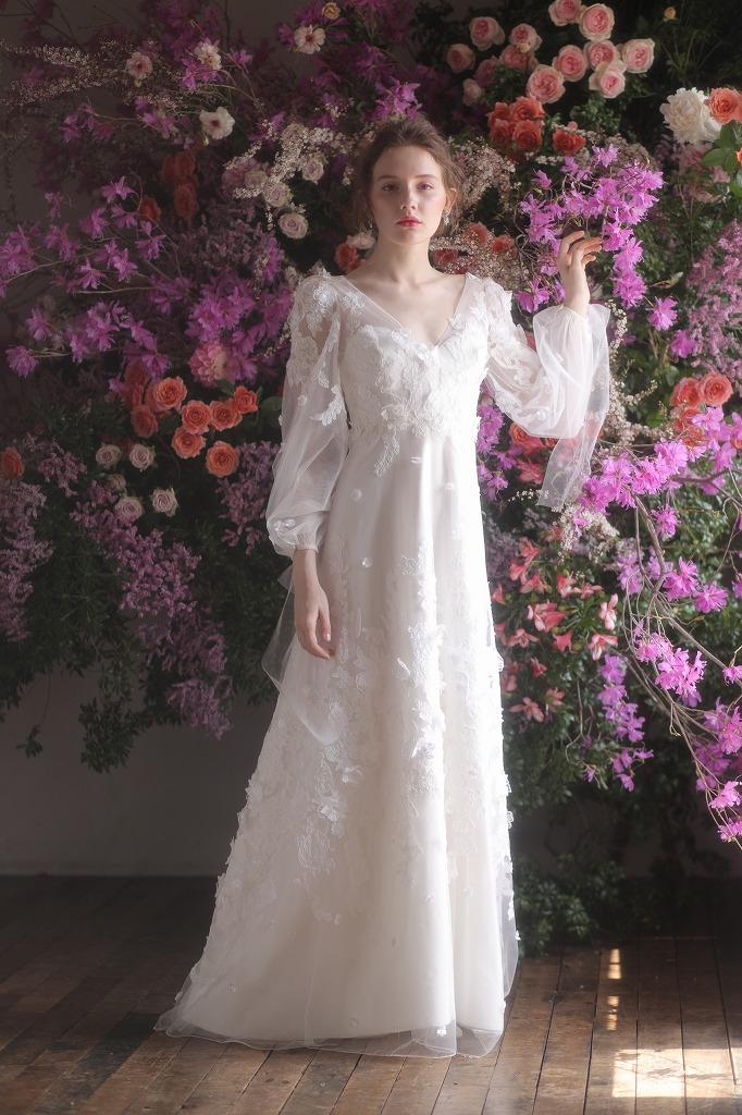 FioreBiancaのドレス