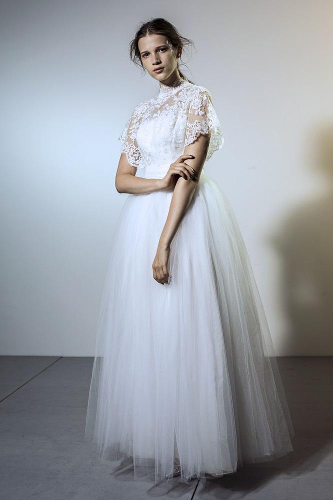 ウーアンジュのウェディングドレス