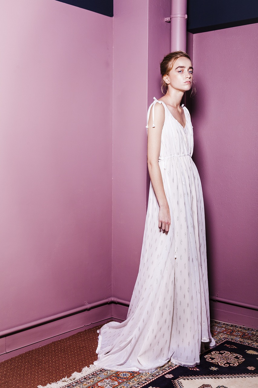 mutinのウェディングドレス