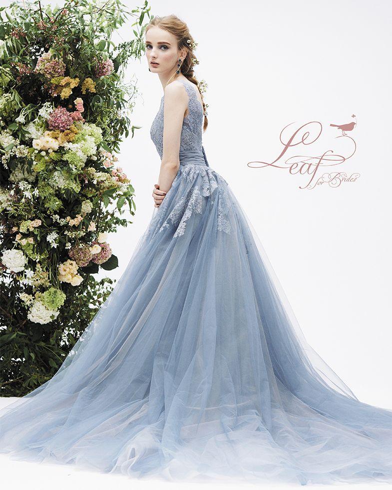 JUNOのカラードレス